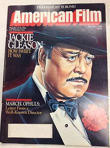 American-Film-Magazine-Jackie-Gleason-Marcel-Ophuls-November-1982-040517nonr