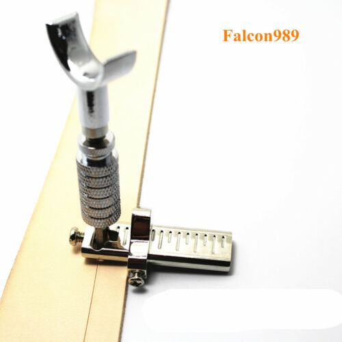 ONE Leather Craft Pro Border Tool For Swivel Cutting Cutter Carving Leather Tool