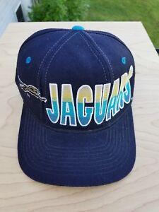 395537cf841 Image is loading Vintage-1990-039-s-Starter-Jacksonville-Jaguars-Block-