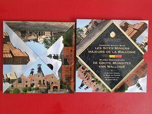 * BU BELGIQUE 2013 - LES MINIERS DE LA WALLONIE