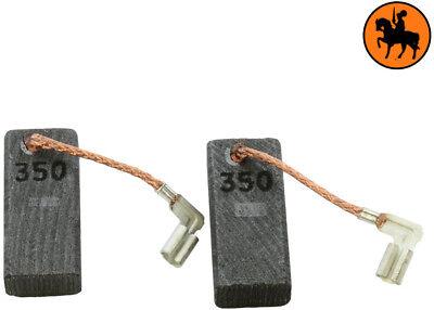 Balais de charbon pour Makita Grinder 9556PB 0.20x0.43x0.61/'/'
