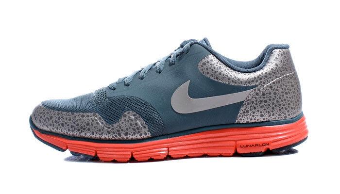 Nike Hasta Lunar Safari Fuse Schuhe (8) Hasta Nike / Granit Sunburst Rauch 3aa005