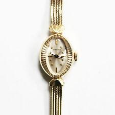 Genuine Vintage Longines 17 Jewels Swiss Cal. 410 14K Gold Mechanical Mvmt Watch