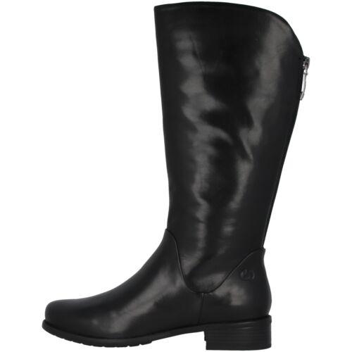 Gerry Weber Calla 23 Schuhe Damen Leder Langschaft Stiefel G84123-VL844-100