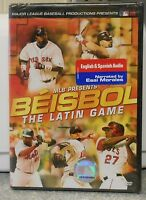 Beisbol: The Latin Game (dvd, 2007) Brand