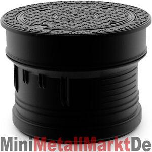 wasserdicht schachtabdeckung 400 schachtdeckel kanaldeckel gullydeckel kg rohr ebay. Black Bedroom Furniture Sets. Home Design Ideas