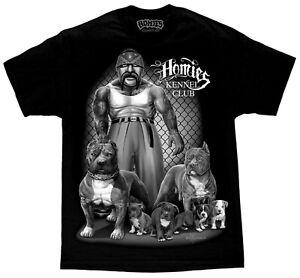 DGA-Kennel-Club-Homies-Lowrider-Chicano-Art-David-Gonzales-T-Shirt