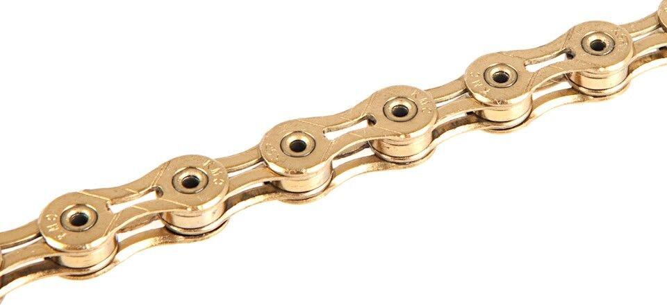 KMC X10SL 10Speed Chain  Ti oro