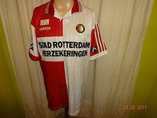 "Feyenoord Rotterdam Adidas Trikot 1995/96 ""STAD ROTTERDAM VERZEKERINGEN"" Gr.XXL"