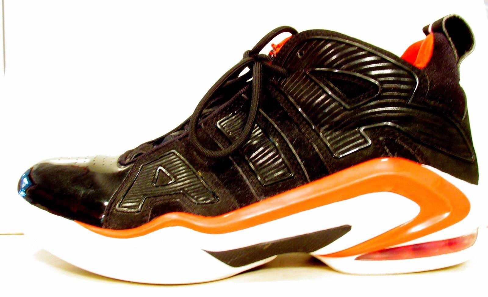 Nuove nike air max basket molto 395708-002 scarpe da basket max (8) f0b63a