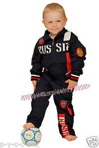 FORWARD-034-RUSSIA-034-Trainingsanzug-Size-92-128-Kinder-Childern-9057B