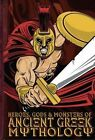Heroes, Gods & Monsters of Ancient Greek Mythology by Michael Ford (Paperback / softback, 2015)