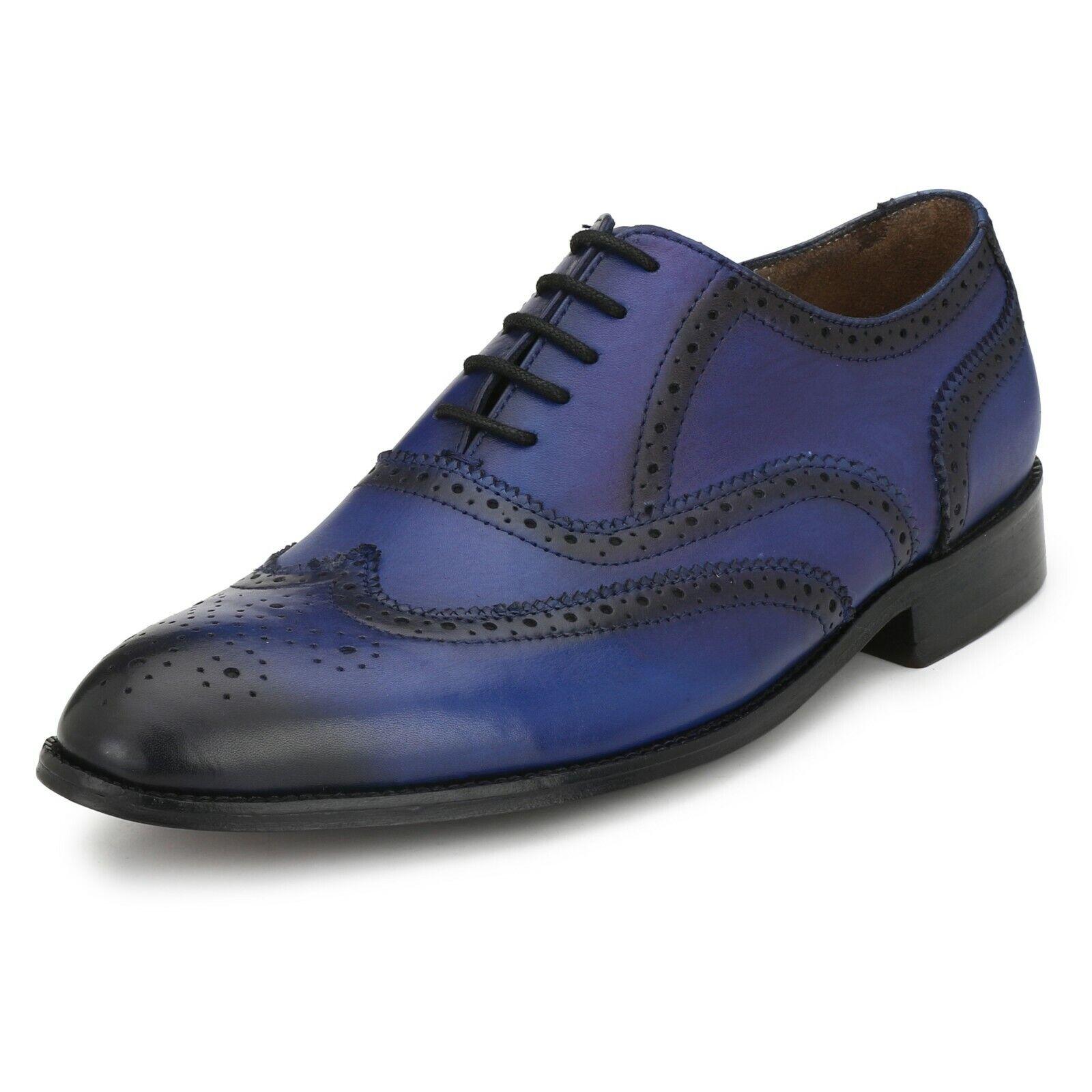 Kingkomfort Hand Crafted Leather Camden(KK011) Formal Business Dress shoes