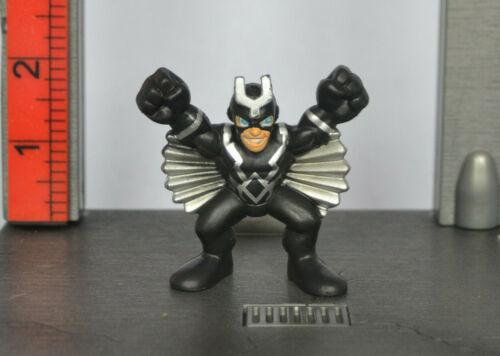 Marvel Super Hero Squad Friends Playskool Figure Imaginext Black Bolt