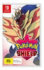Pokémon Shield -- Standrad Edition (Nintendo Switch, 2019)