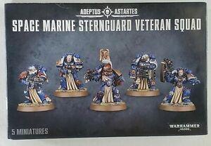 Games-Workshop-Warhammer-40K-Space-Marine-Sternguard-Veteran-Squad-Boxed-Set