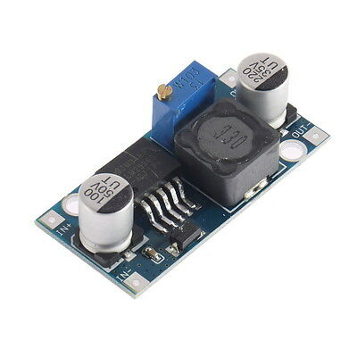 DC-DC LM2596 Step Down Adjustable Converter Power Supply Module 1.3V-35V KK
