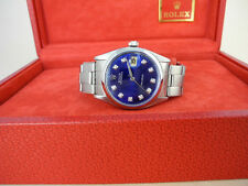 ROLEX OysterDate PRECISION 36mm W/ROLEX BOX BEAUTIFUL ROLEX WATCH WITH DIAMONDS