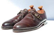 Alden of New England 10 B Shell Cordovan Monkstrap Shoes #954 -  USA - $710.00