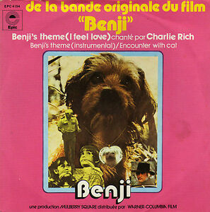 BOF-BENJI-CHARLIE-RICH-FRENCH-45-SINGLE-OST