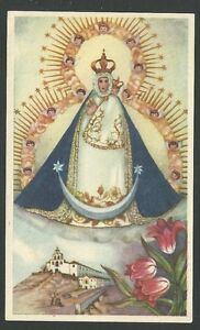 image pieuse ancianne Virgen holy card santino estampa ARTpCuBY-09104052-809329349