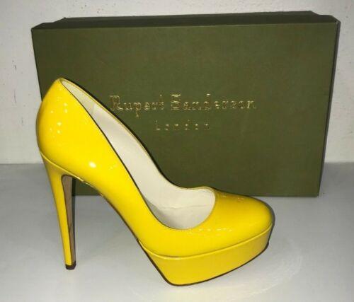 Woman Scarpe 2 Giallo 5 6 London 3 N 36 Sanderson Shoes uk Rupert 1 Donna Us FRgq66