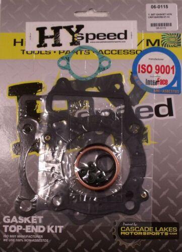 HYspeed Top End Head Gasket Kit Set Honda CRF150R CRF150RB 2007-2016