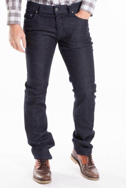 Genuine! DIESEL Men's SAFADO Jeans 0R8E4_Stretch Regular Slim-Straight  W26 L32*