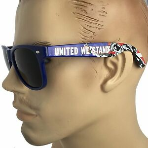 99c54c70c7 United We Stand Patriotic USA US Flag Sunglasses Navy Blue Mens ...
