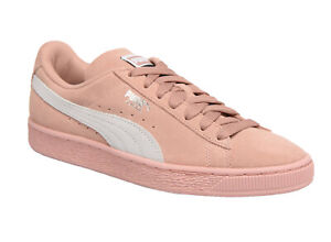 Details about Puma Suede Classic Women's Shoe Sneaker 355462 Trainers Women's Pink