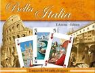 Bella ITALIA Playing Cards by Severino Baraldi 9788865273159 2014