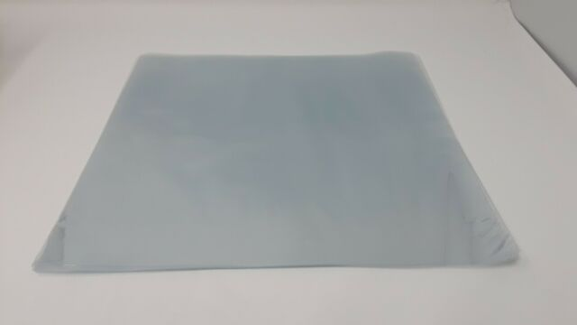 100 Guage PVC Heat Shrink Wrap Bags 200 Pack Clear 9x14 inch Odorless
