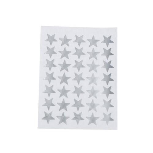 10X  Star Stickers Teacher Label Reward for Kids Student Gift Stationery ME