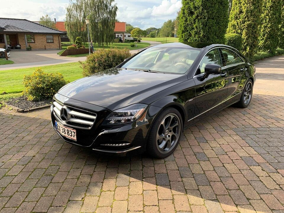 Mercedes CLS350 d 3,0 aut. Diesel modelår 2011 km 275000