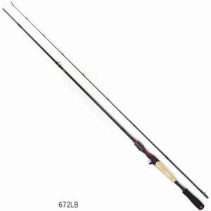 Daiwa BLAZON 722HB Baitcasting Rod for Bass