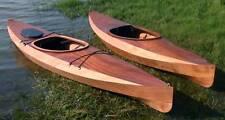 DIY 17.5 ft kayak/boat plans