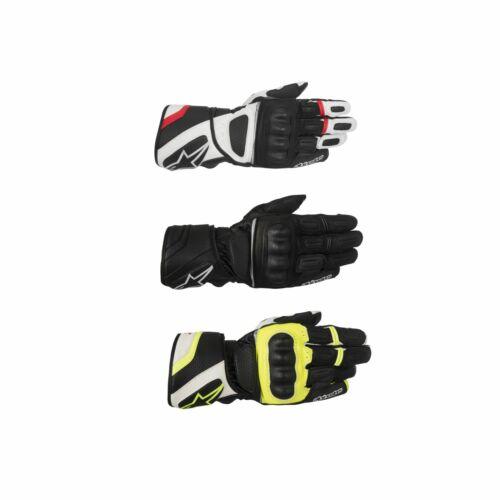 Alpinestars SP-Z Drystar Cuero de la motocicleta//moto//Guantes para Montar en Bici