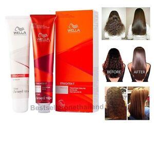 Details about Wella Straightening Hair Cream Neutralizer Intense Cream Permanent Straightener