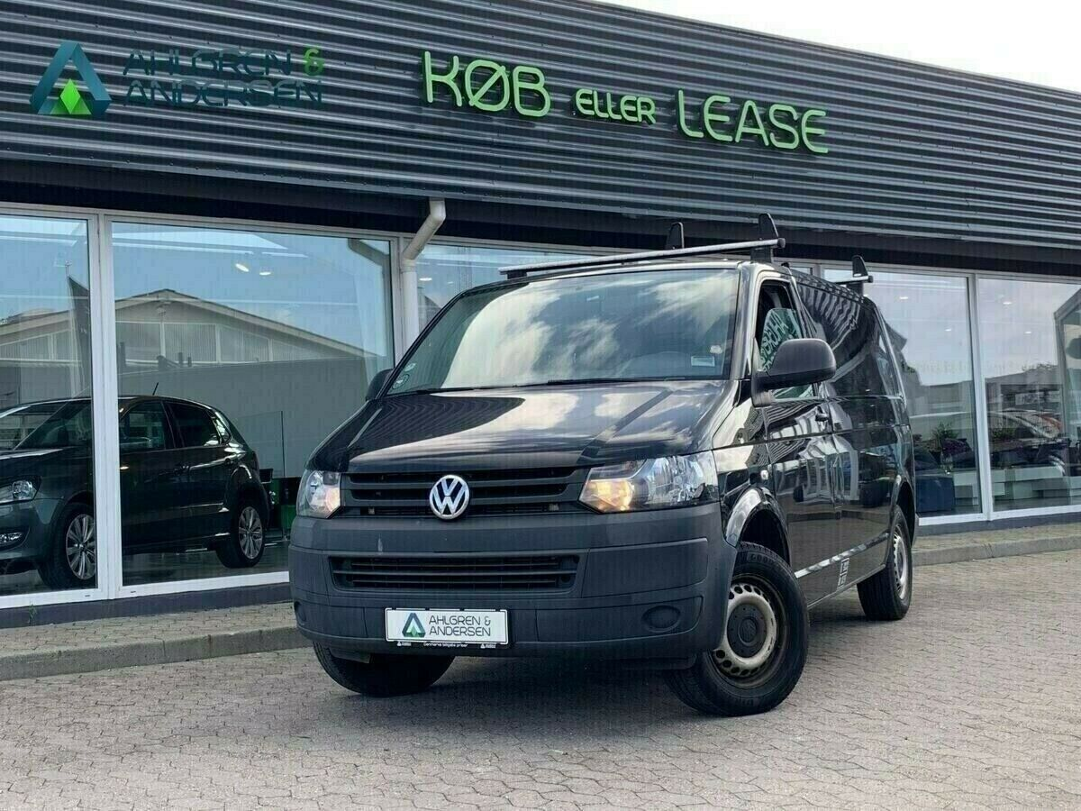 VW Transporter 2,0 TDi 114 Kassev. kort BM