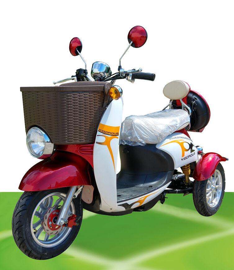 500W ElektroMobil Sam 1 SeniorenMobil DreiRad ElektroScooter bis bis bis 25km h Mod.2017 9877c9