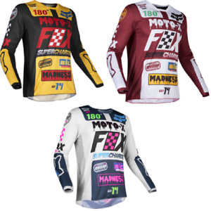 2019 Fox Racing 180 Czar Adult Men s Race Jersey Mx Dirt Bike ... 8e880491f