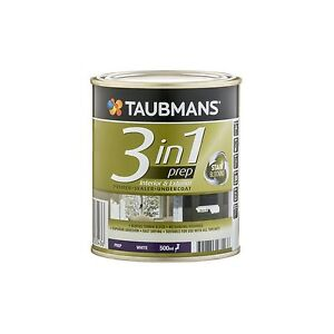 Image Is Loading Taubmans 3 In 1 PREP Interior Exterior Primer