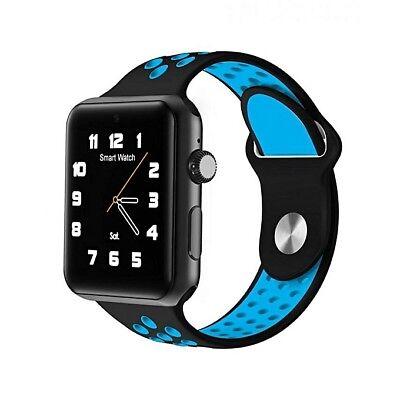 Smart Watch M3 orologio bluetooth PER SAMSUNG J3 J5 J7 2017, J6 J8 2018