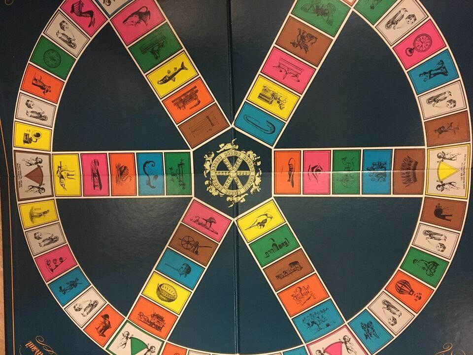 Trivial Pursuit, Familie spil, brætspil