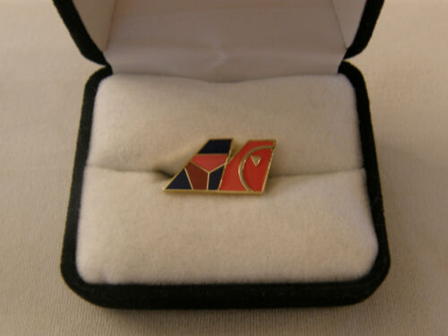 NORTHWEST AIRLINES /& DELTA AIRPLANE DOUBLE TAIL TACK PIN MERGER NEW COLLECTIBLE