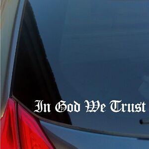 In-God-We-Trust-Vinyl-Sticker-decal-USA-Patriot-Christian-1776-America-Jefferson