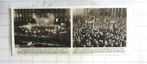 1954-Demonstrations-In-Berlin-For-And-Against-Molotov