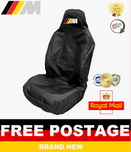 Image Is Loading BMW GERMAN M SPORT CAR SEAT COVER PROTECTOR