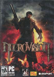 NECROVISION-Aspyr-RPG-PC-Game-Win-XP-Vista-NEW-in-BOX