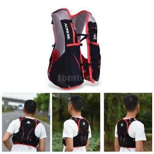 cf8ed14a32 AONIJIE 5L Outdoor Sport Running Vest Backpack Women/Men ...